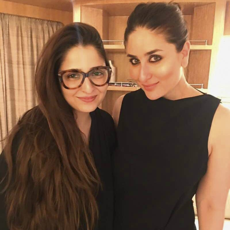 Tena and Kareena