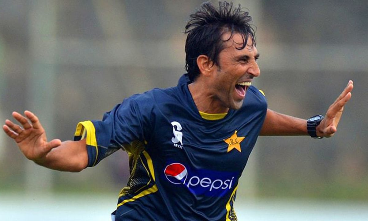 Never knew I'd be facing an angry Wasim Akram on my first time in the nets: Younis Khan