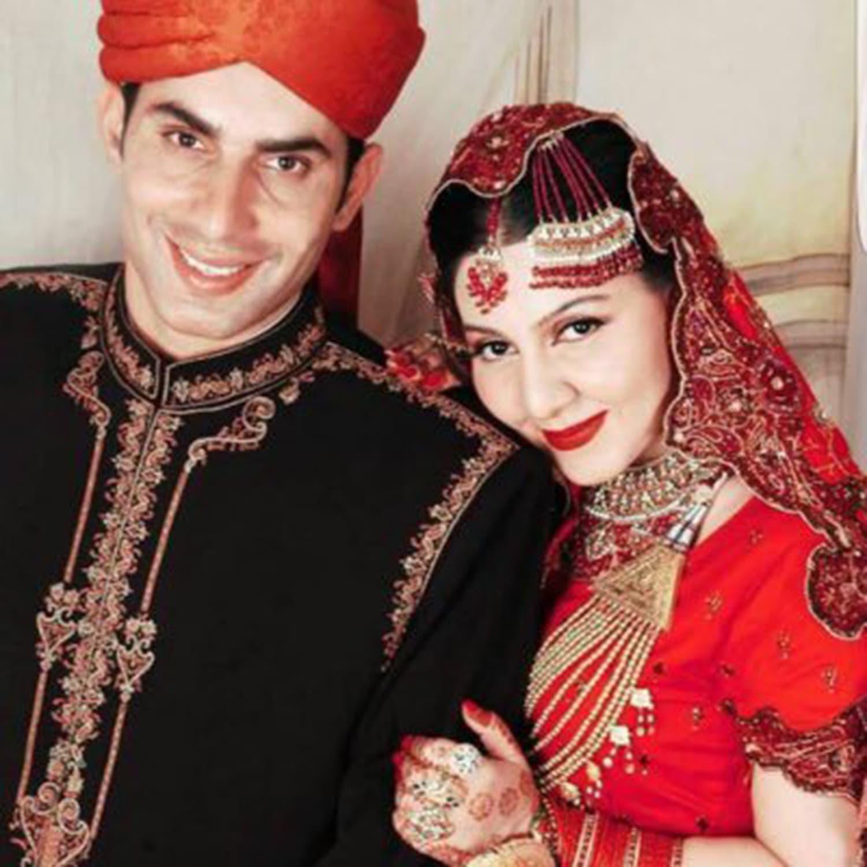 Misbah marries Uzma, 2004. — Photo: Uzma Khan