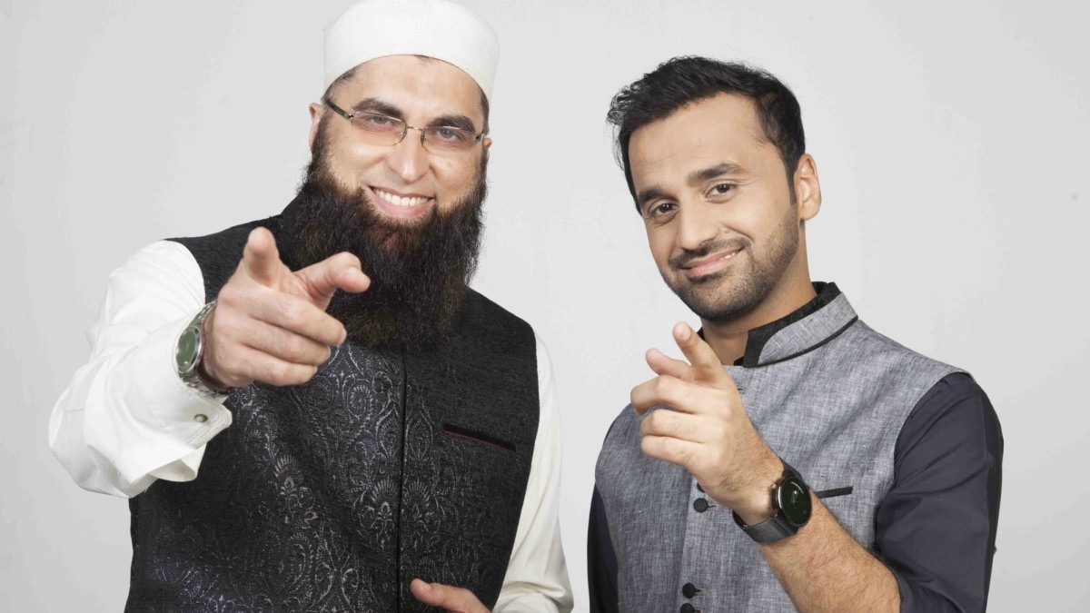 Waseem Badami reveals Junaid Jamshed played a huge role in WB