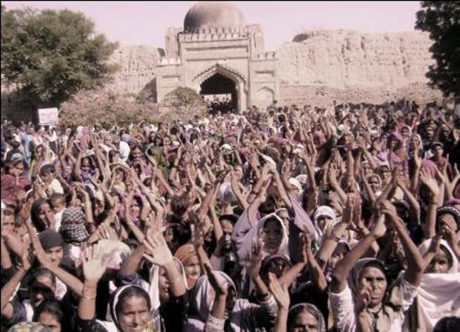 Recent attempts to revive the peasants' movement in Sindh have largely been spearheaded by NGOs