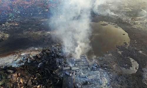 Four miners dead as coalmine near Quetta collapses