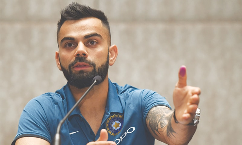 Champions Trophy tougher than World Cup: Kohli