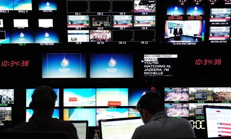 Bahrain, Egypt block Al-Jazeera websites amid Qatar dispute