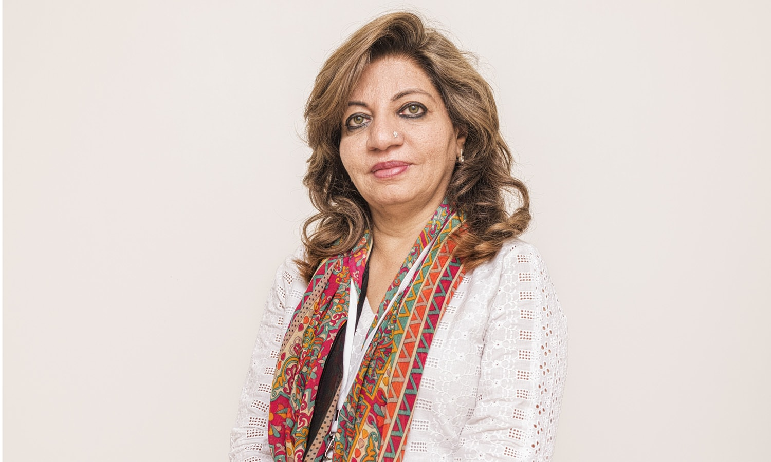 <h2>Dr Seemi Jamali</h2> <ul> <li>Director, JPMC Emergency Ward</li> </ul>