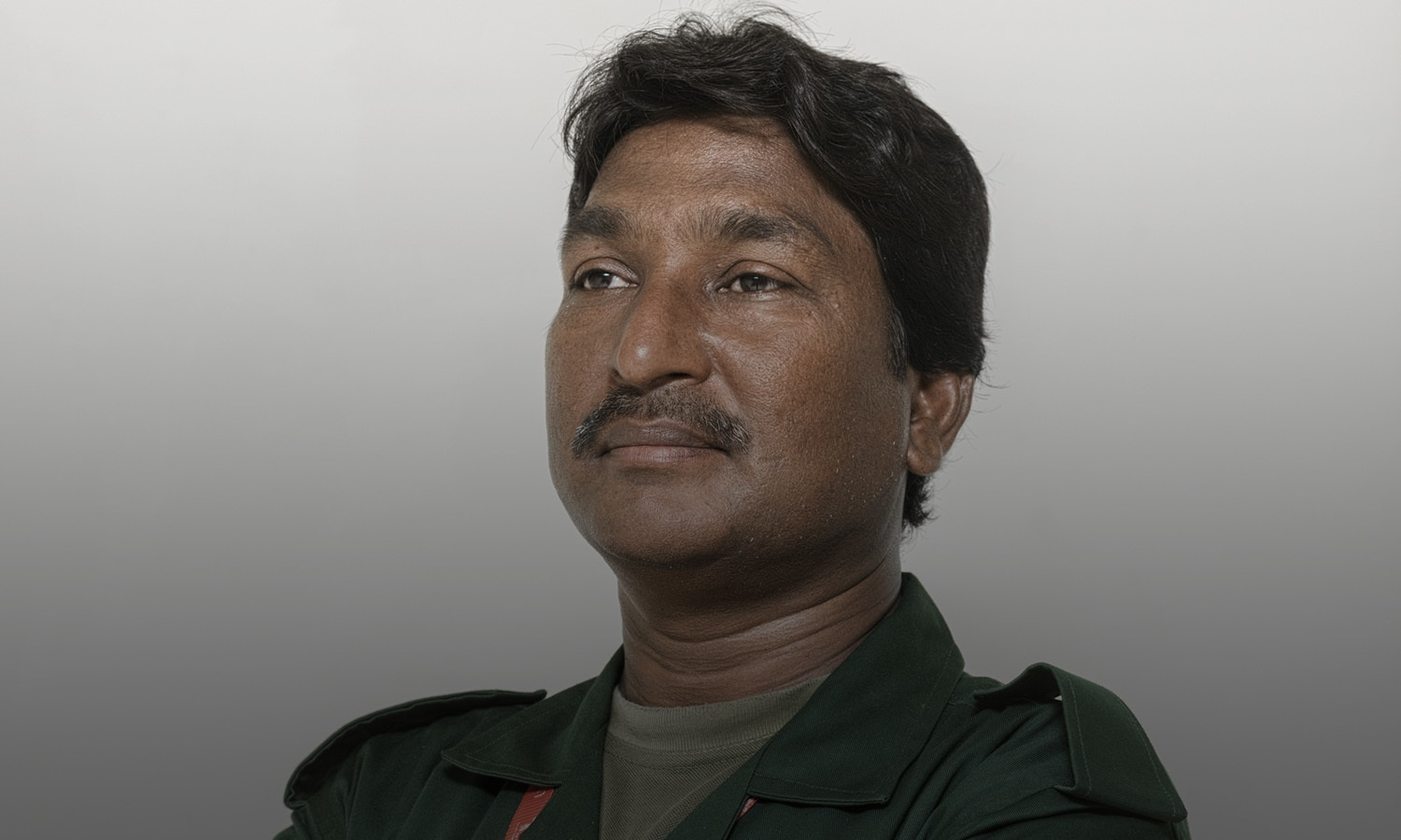 "<p>One morning at 3.30am, Sabir Christopher, an Aman Ambulance Services vehicle operator, picked up a critically ill patient and swiftly proceeding towards JPMC. <p>Out of nowhere, an armed man walked towards the ambulance. ""As we drove towards him, the ambulance lights now illuminating him clearly, he raised the weapons and began firing at us."""