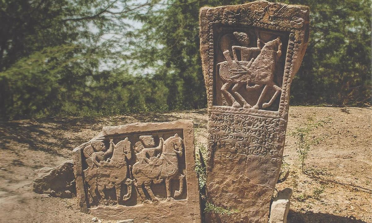 The secret of Sindh's memorial stones is out