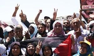 اسرائیل کی معاہدے پر رضامندی،فلسطینی قیدیوں کی بھوک ہڑتال ختم