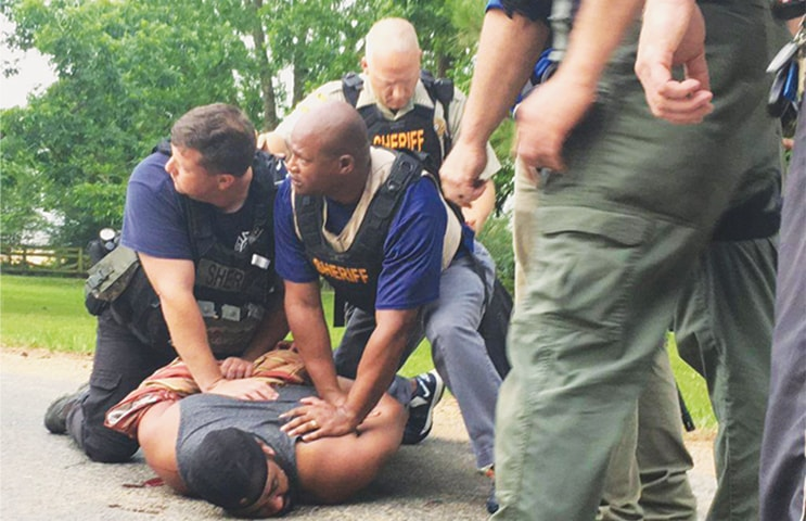 Man Arrested After Sheriff's Deputy, 7 Others Shot In Mississippi