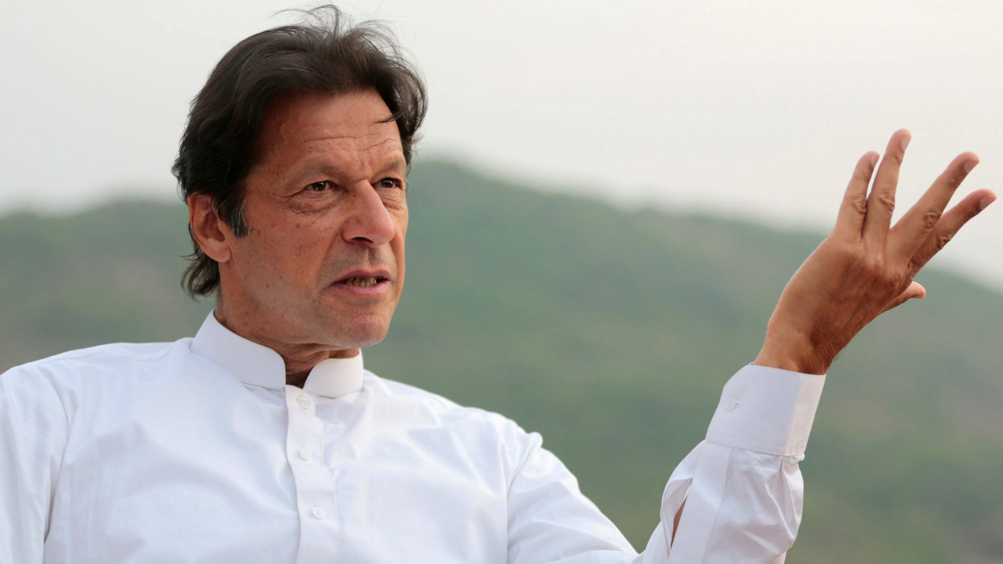 Imran's lawyer says omission not dishonesty