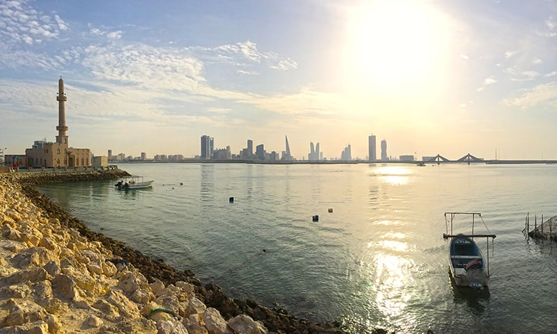 What sets Bahrain apart is the friendly locals and stunning coastlines