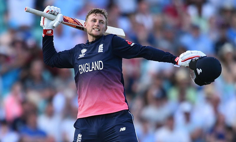 Ton-up Root leads England to victory in Champions Trophy opener against Bangladesh