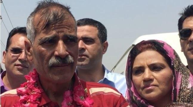 'ماؤنٹ ایورسٹ' سر کرنے والے پاکستانی کوہ پیما کی وطن واپسی