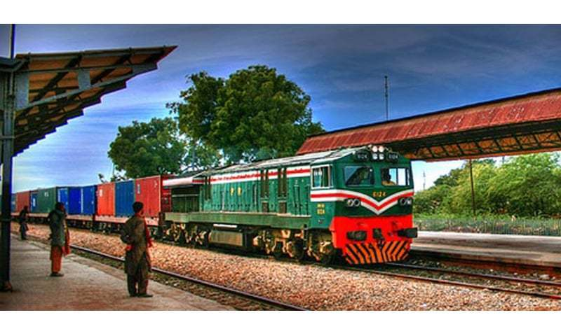 Call to start cargo trains between Karachi, Peshawar