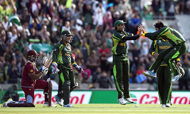 Champions Trophy: Pakistan through the years