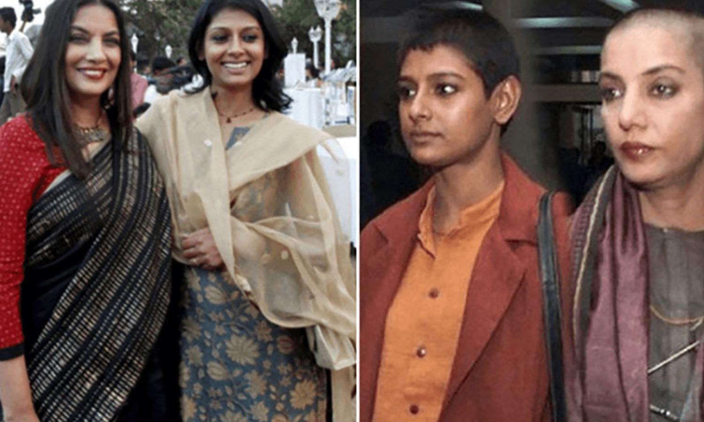 دونوں اداکاراؤں نے فلم واٹر کے لیے نہ صرف وزن کم کیا، بلکہ اپنے بال بھی بہت ہی چھوٹے کروائے