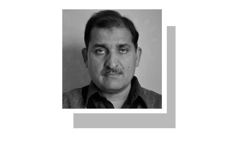 The writer is a senior freelance journalist based in Peshawar.