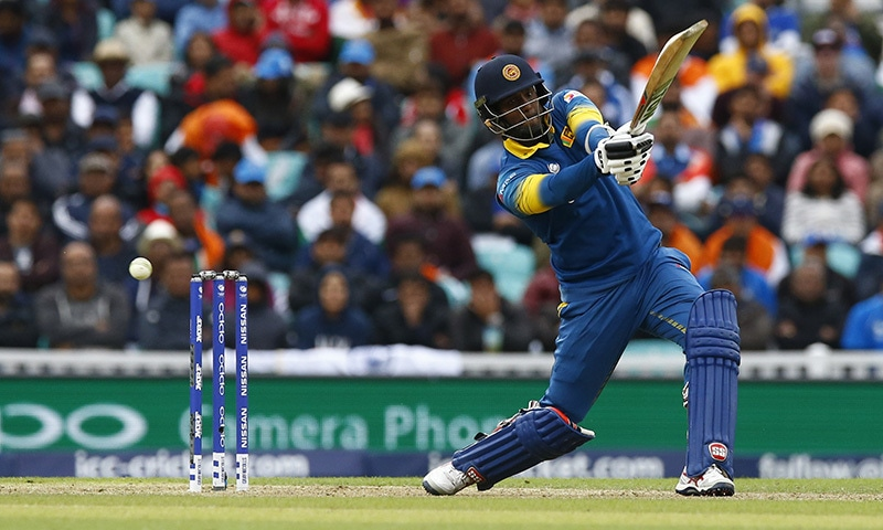 Sri Lanka's epic run chase stuns India in Champions Trophy clash