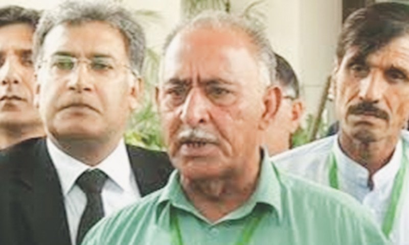 Father formally requests PHC to transfer Mashal Khan case from Mardan