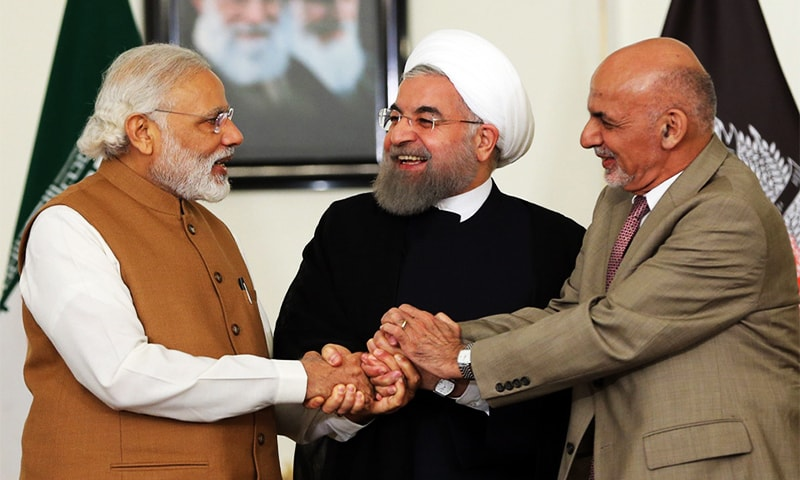 India's plan to develop Iran's Chabahar port faces US headwinds