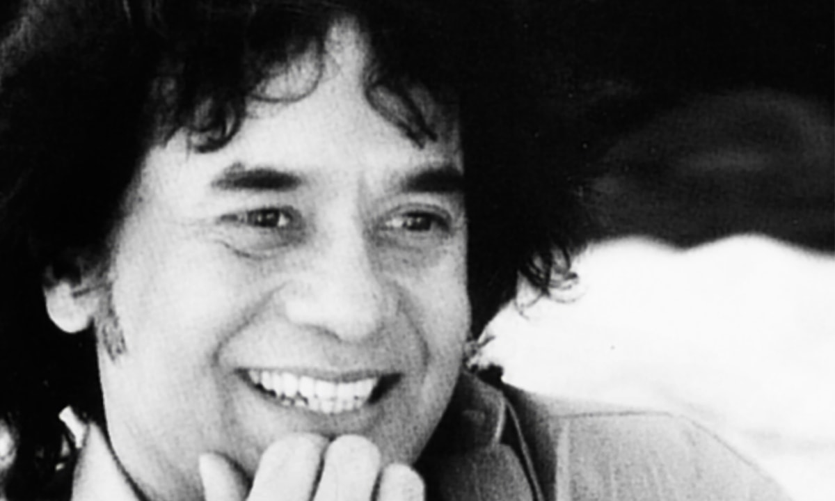 I was told Pakistani audiences arrive at nine when the invitation is for seven: Ustad Zakir Hussain