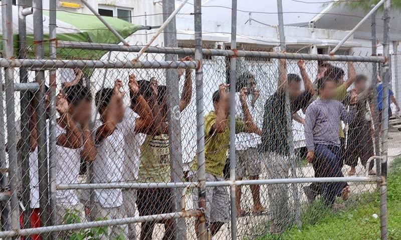 آسٹریلوی پناہ گزین قیدی کروڑوں ڈالر جیت گئے