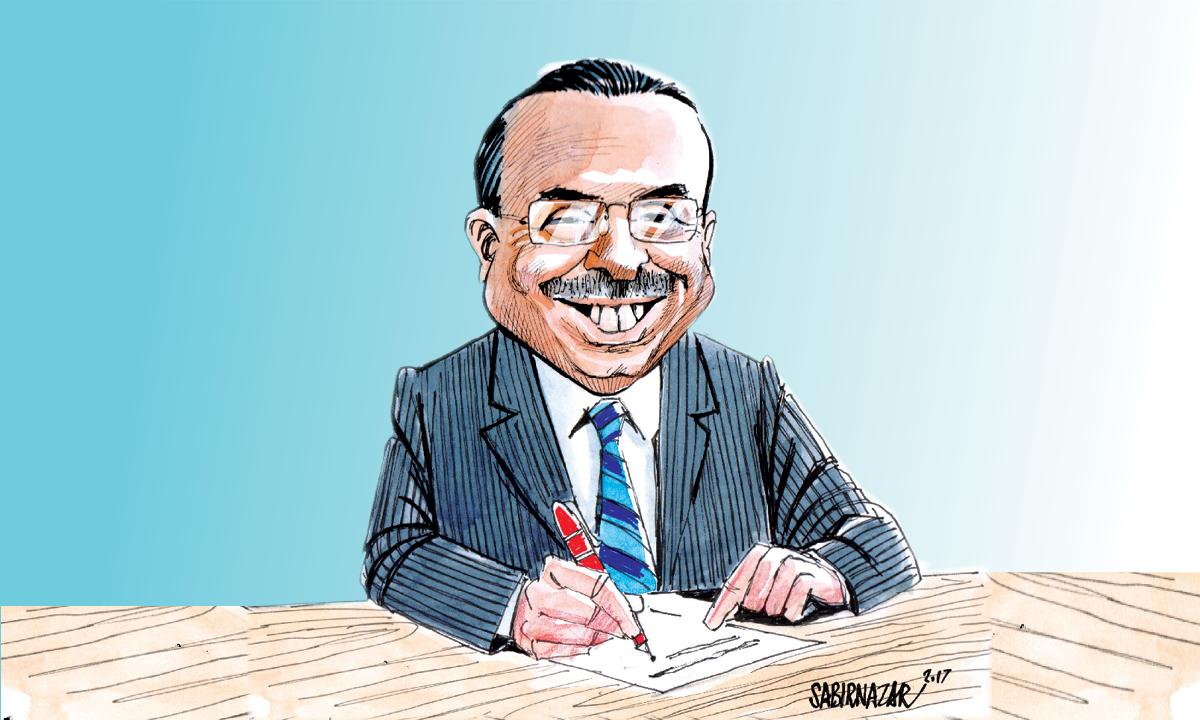 Satire: Diary of Asif Ali Zardari