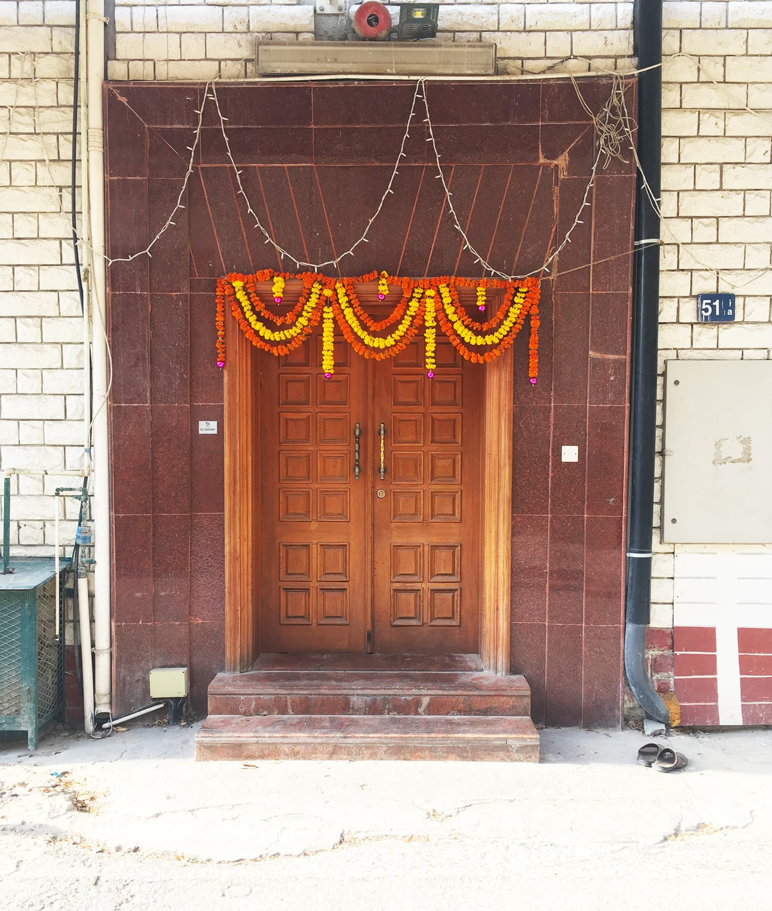 The Hindi Lane is home to many members of the Hindu and Sikh community.