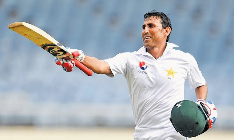 Younis Khan recently made history as the first Pakistani batsman to complete 10,000 runs in Test cricket; according to Impact Index, he is also the highest-impact Asian batsman ever | AP