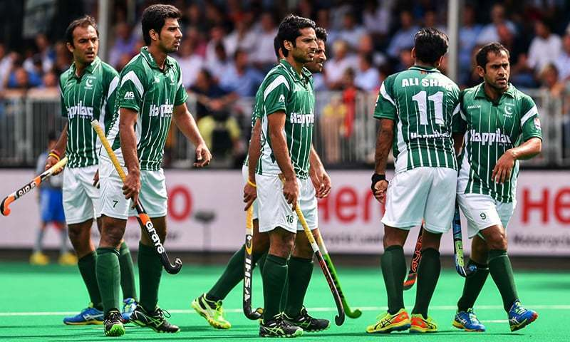 Pakistan Suffers 6 0 Loss Against Canada In World Hockey League