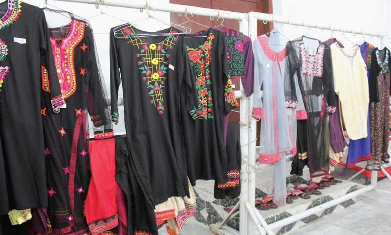 Training in embroidery is a source of empowering tribal women