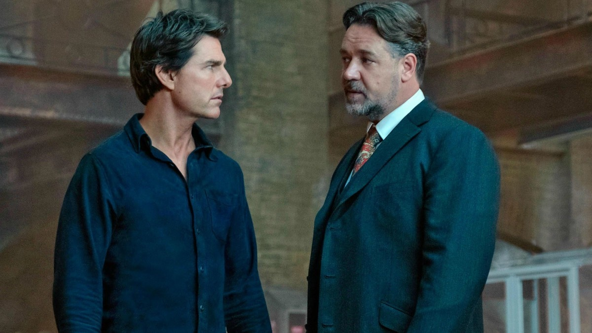 Russell Crowe gave a standout performance in The Mummy