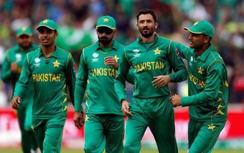Sarfaraz named captain of ICC Champions Trophy team