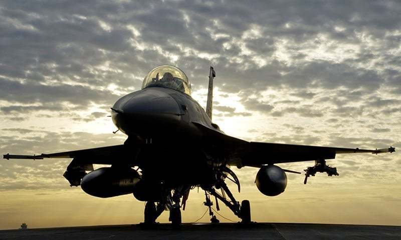 Lockheed Martin agrees to build F-16 fighter jets in India