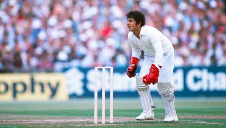 Wasim Bari. — Photo: CricketCountry.