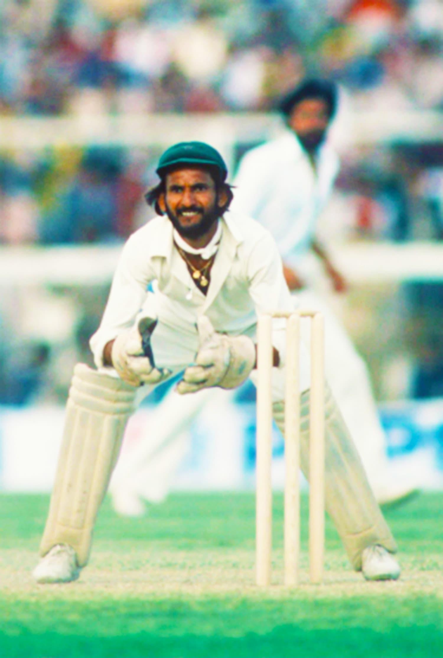 Taslim Arif. — Photo: CricketCountry.