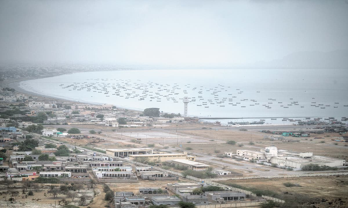 Unreal estate: The boom in Gwadar's property market