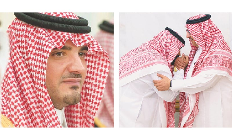 Ruling dynasty gave its name to Saudi Arabia