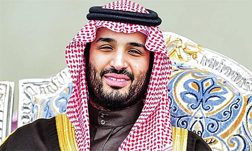 Saudi Arabia's hard-charging Mohammed bin Salman. — File