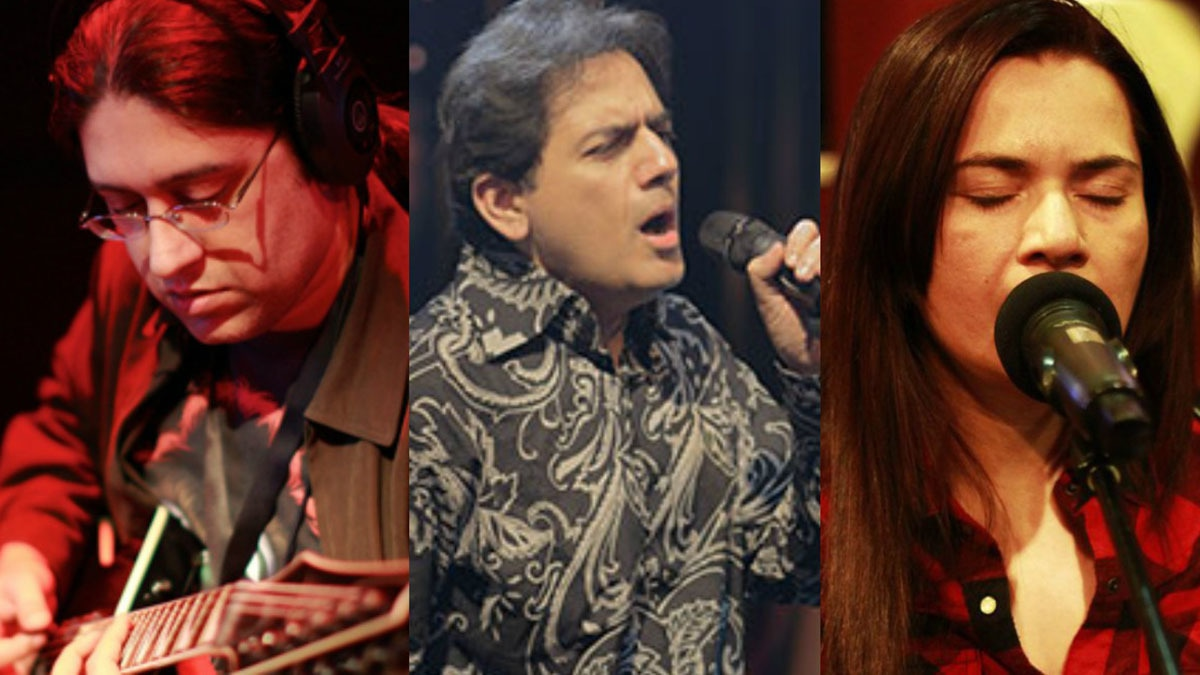 EMI Pakistan will be releasing three music videos and album by Asad Ahmed, Zoheb Hassan and Schaz Khan.
