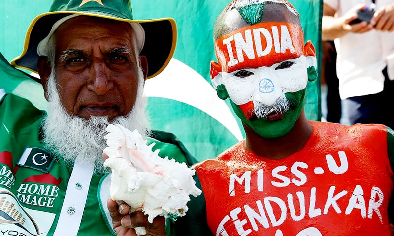 5 feel-good moments between Pakistani and Indian cricketers from the Champions Trophy final