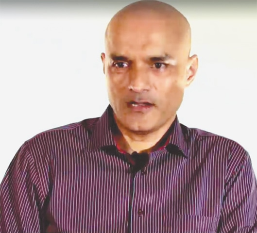 KULBHUSHAN Jadhav recalls he was captured when he was visiting Pakistan to meet BLA and BRA fighters.
