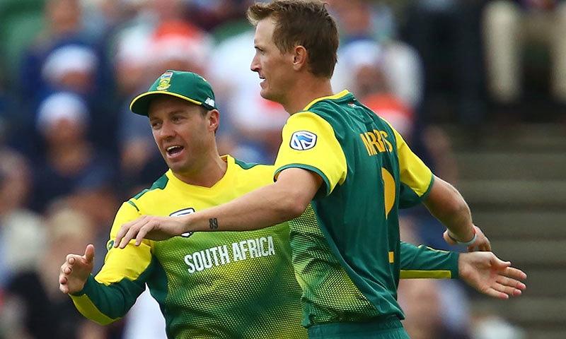 انگلینڈ جیتی بازی ہار گیا، جنوبی افریقہ تین رنز سے کامیاب