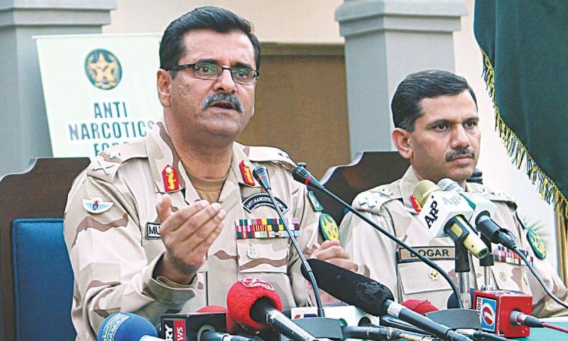 ANF arrests 14 PIA men for drugs smuggling thru planes
