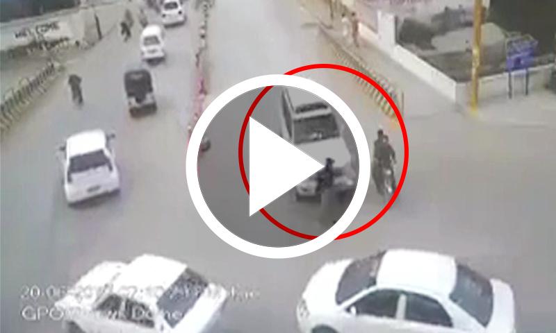 کوئٹہ: پولیس اہلکار کو گاڑی تلے روندنے والا ملزم گرفتار