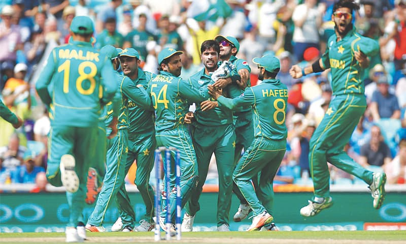 Mohammad Amir's three wickets in the final against India sealed the deal for Pakistan