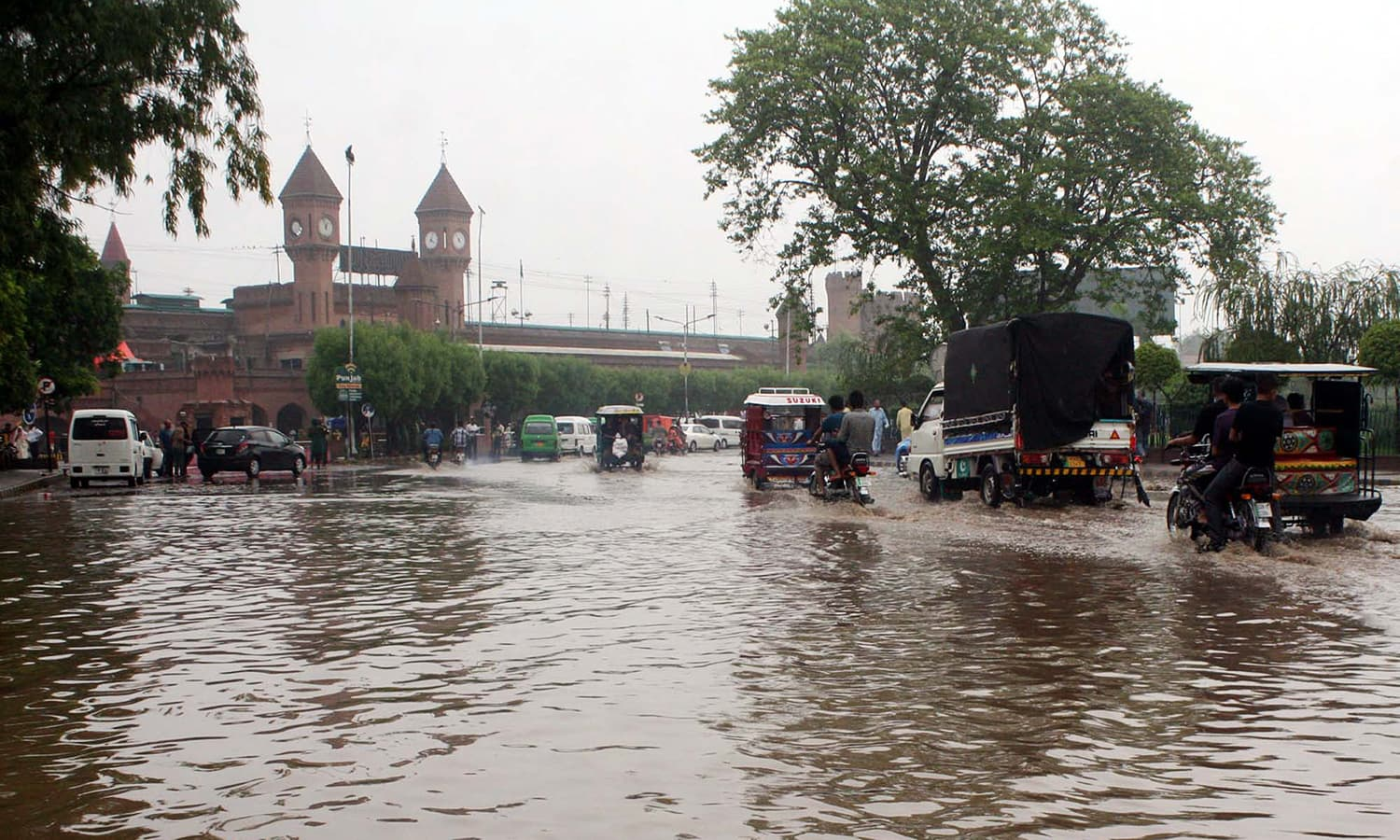 Monsoon – a blessing or curse for Pakistan?