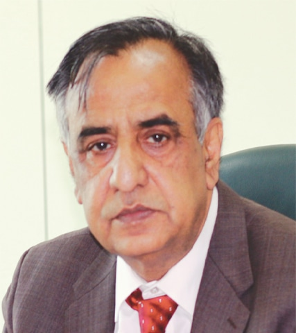 SECP chairman Zafar Hijazi says he is not accountable for the actions of a subordinate officer.