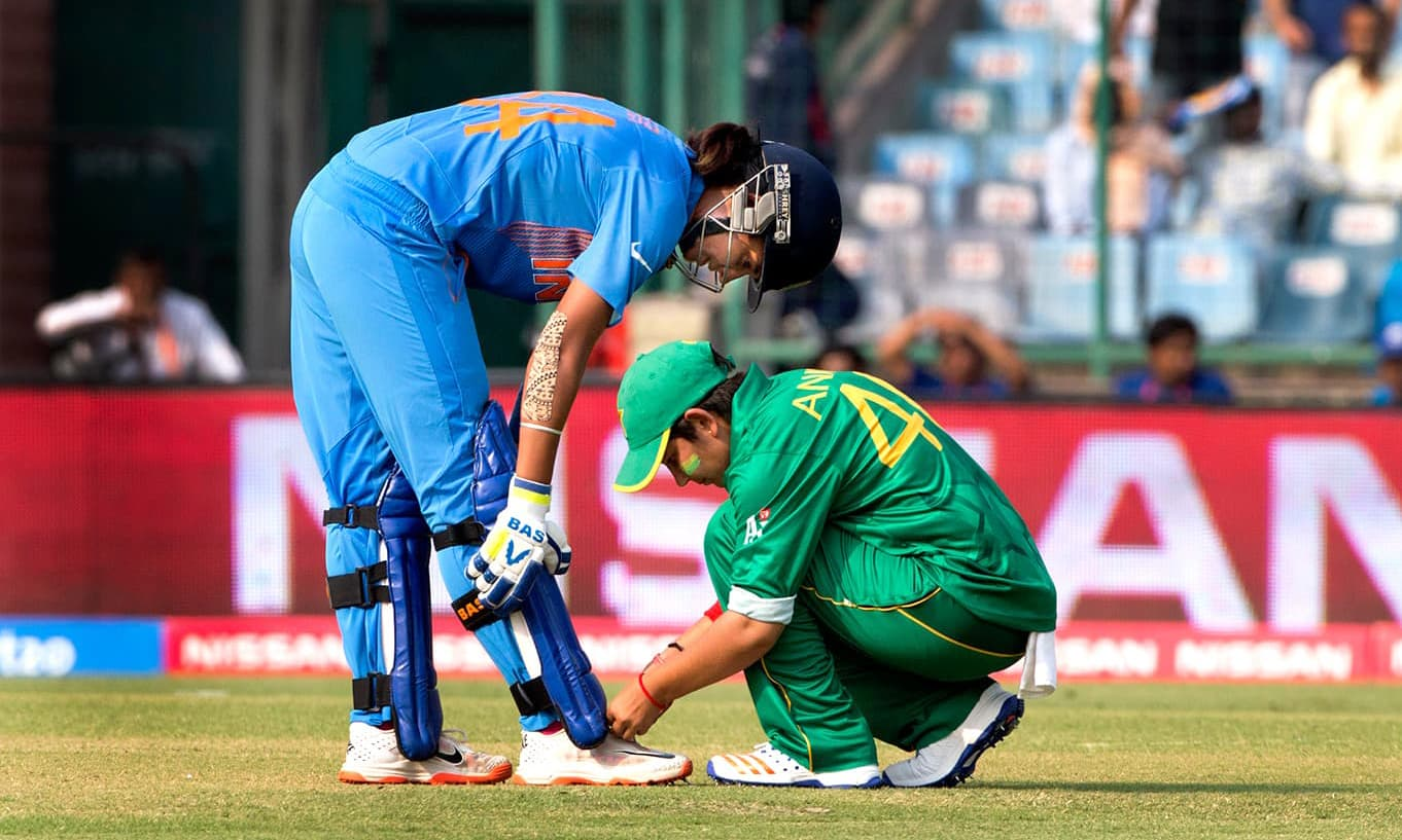 India has won all of their nine matches played against Pakistan. —AP/File