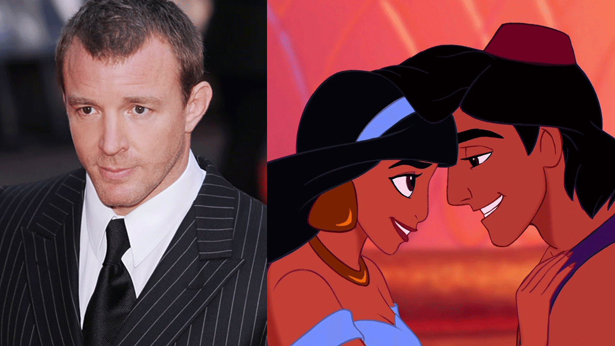 Guy Ritchie will cast Indian actors as Aladdin and Jasmin after facing backlash